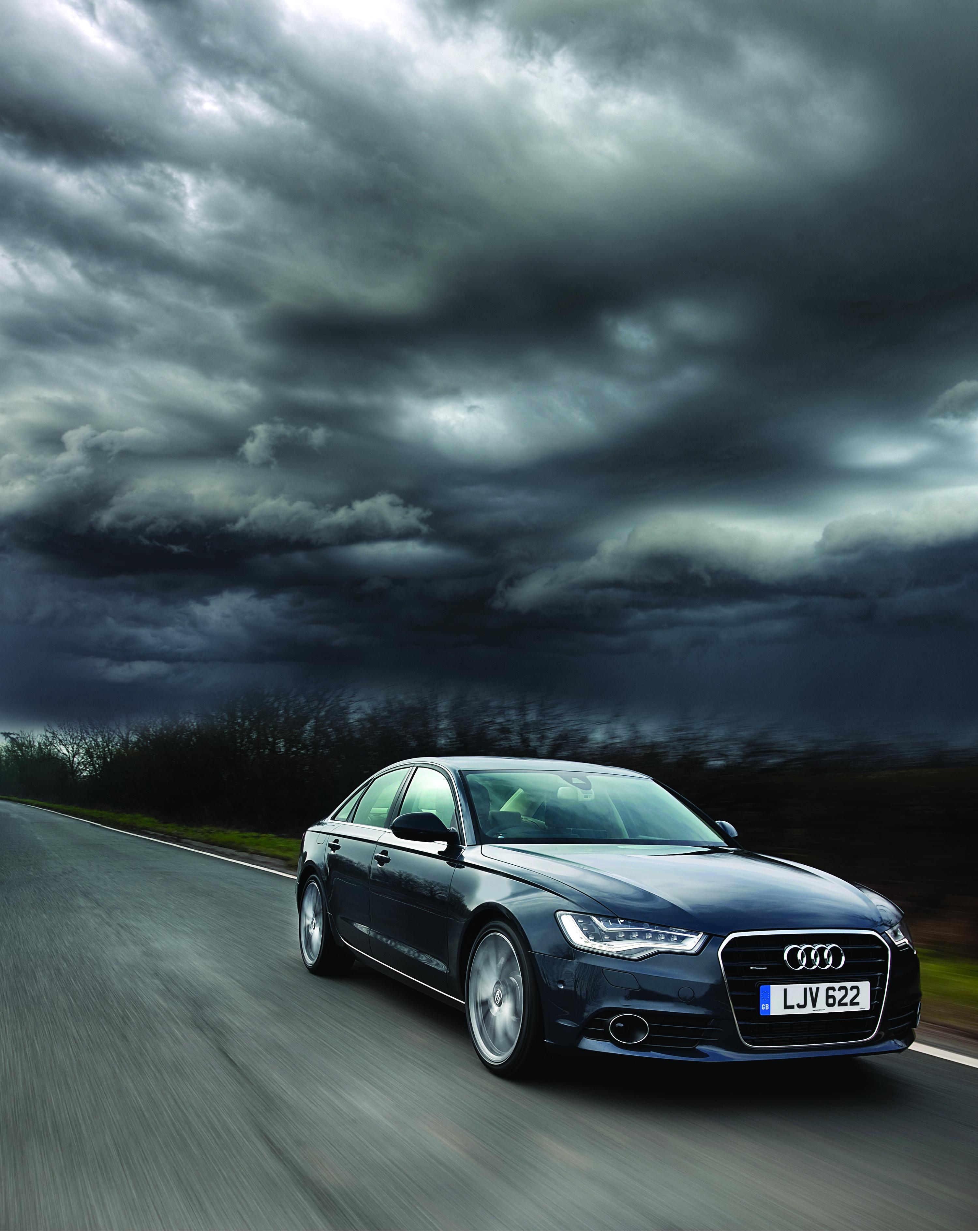 Car Review Audi A A ROCKET PROPELLED CHARIOT OF DREAMS - Audi car reviews