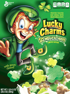 how to win a box of lucky charms marshmallows