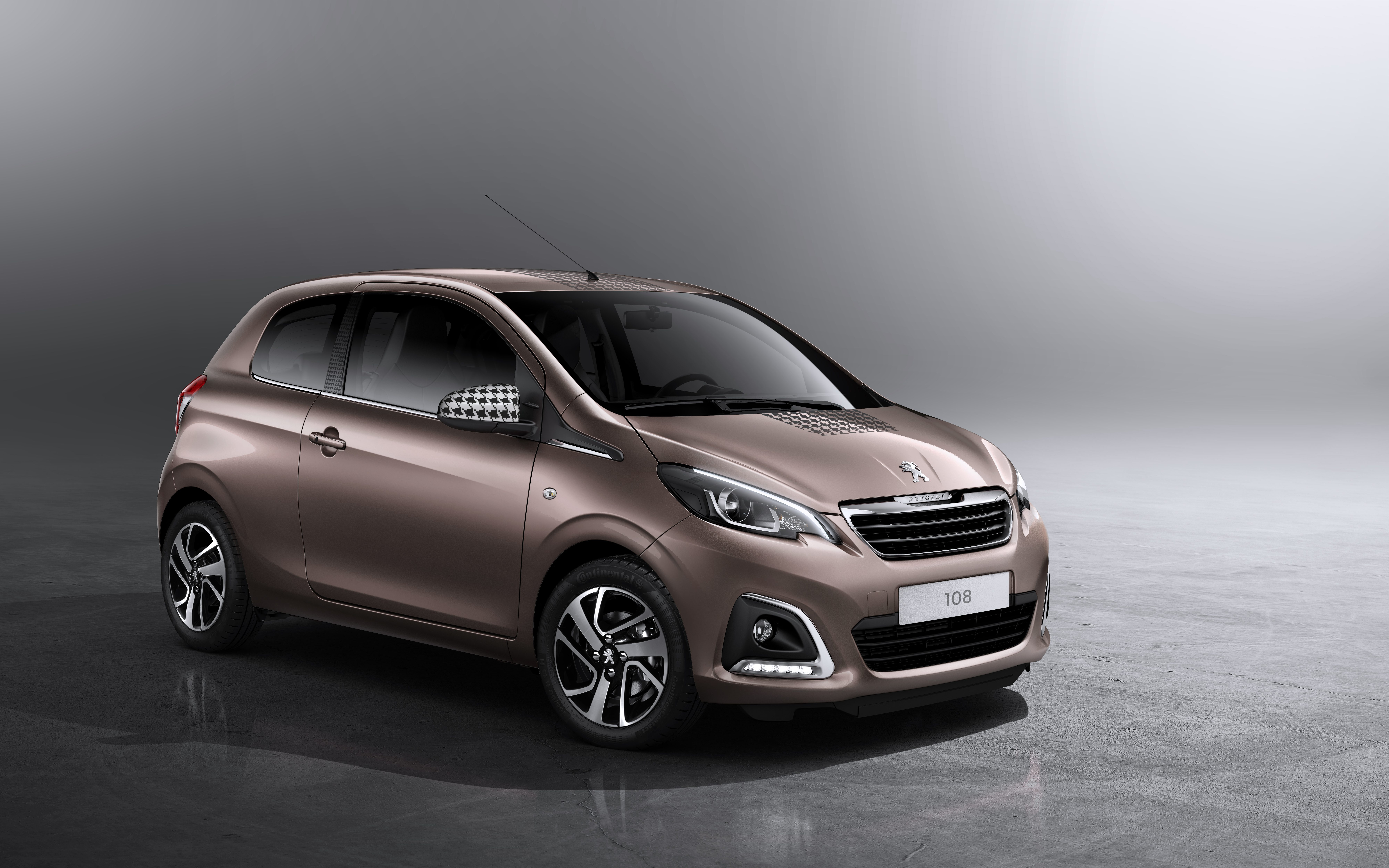 all new peugeot 108 the car for a new generation of city. Black Bedroom Furniture Sets. Home Design Ideas