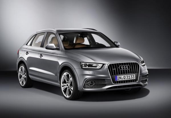 Car Review Audi Q Littlegate Publishing - Audi q3 review