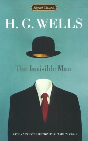 The invisible men by hg wells essay