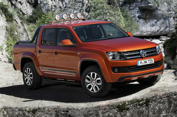 Vw Amarok Car Review You D Better Stand Aside