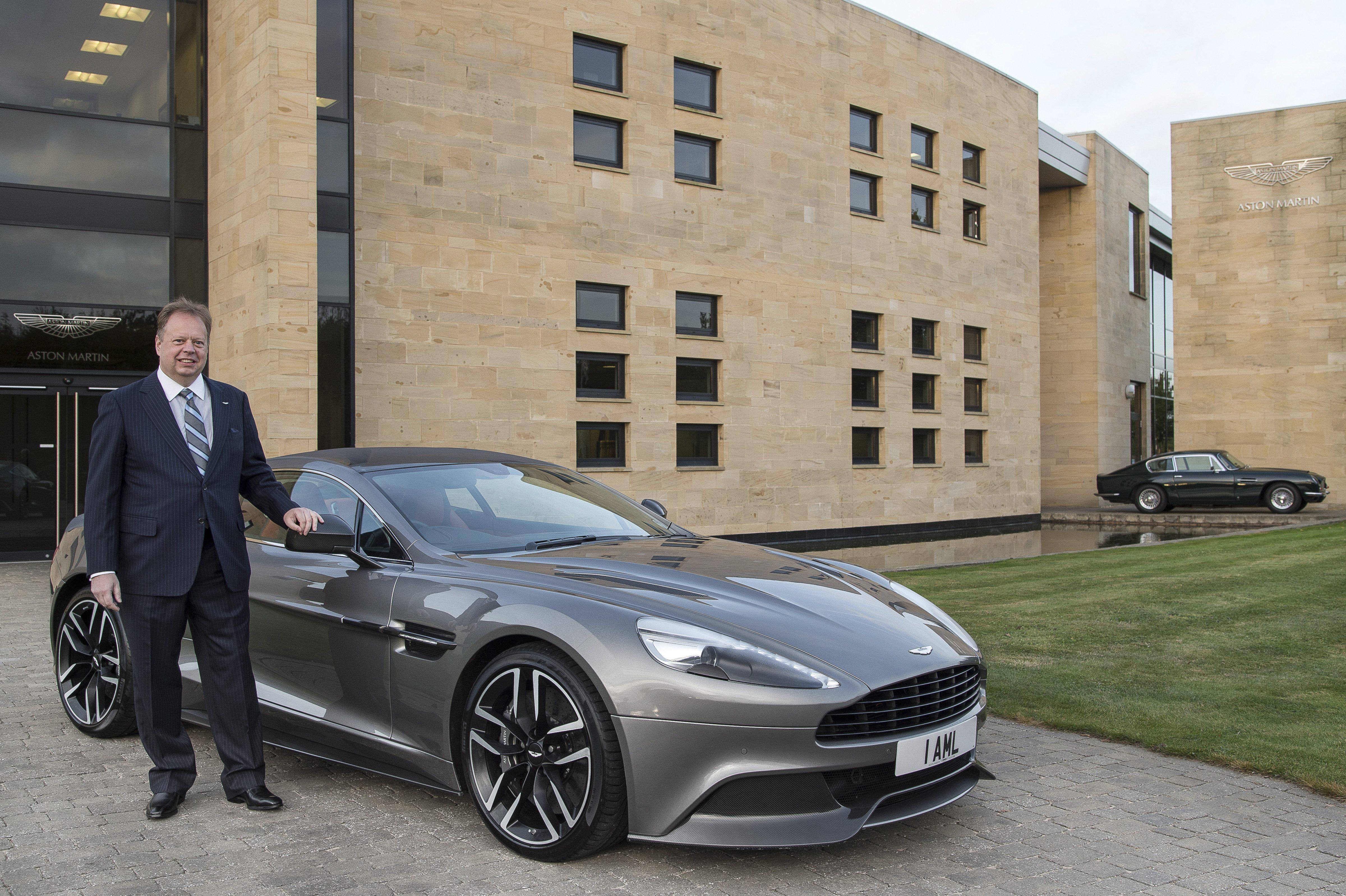 Aston Martin Reveals New Ceo Andy Palmer Littlegate