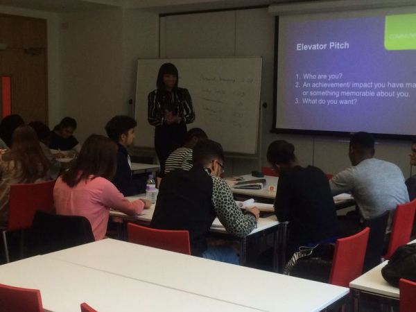 Personal Branding talk at LSE Aug 2014
