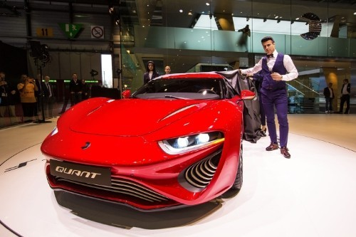 This Geneva Motor Show Is Going to Be QUANTastic!