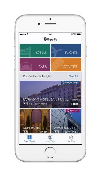 Expedia_com Introduces Major App