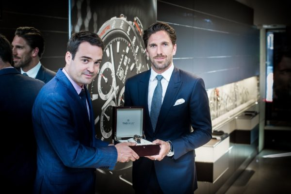 TAG Heuer Muller and Lundqvist