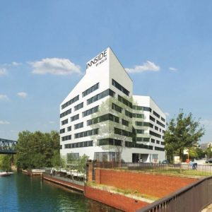 CPA:18 - Global enters into an agreement to provide approximately $29 million (euro25 million) for the construction of a new hotel in Hamburg, Germany. Upon completion, the property will be leased to the German affiliate of Melia Hotels International, S. A. (Melia) for a period of 25 years. (PRNewsFoto/W. P. Carey)