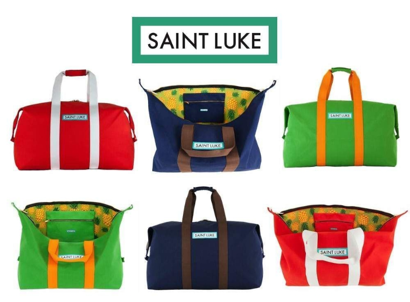 New british travel accessories brand saint luke launches online store littlegate publishing for Travel gear brand