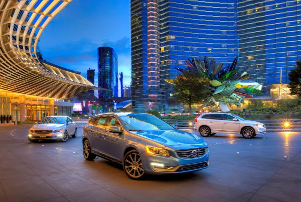 The Volvo V60, XC60 and S60, exterior