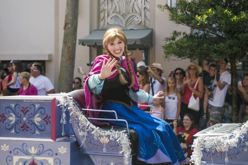 Walt Disney World Resort Cool Summer 1