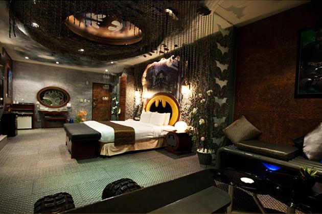 Resultado de imagen para Batman / Eden Motel