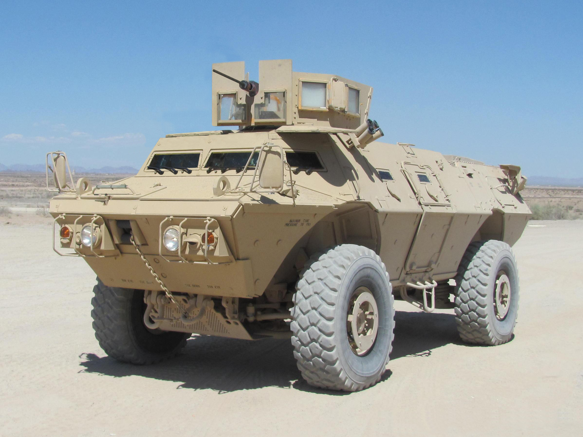 Armored Vehicles For Sale >> Textron Systems Awarded Contract for 55 COMMANDO (TM) Select Armored Vehicles. - Littlegate ...