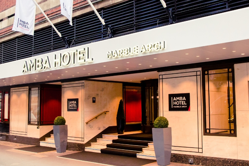 London Amba Marble Arch Hotel