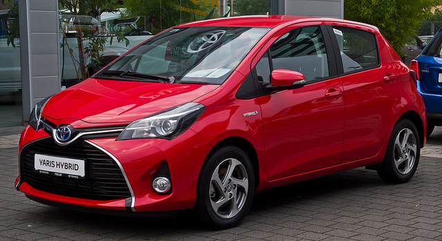 Introducing The Toyota Yaris A Compact Family Car You Can Afford Littlegate Publishing