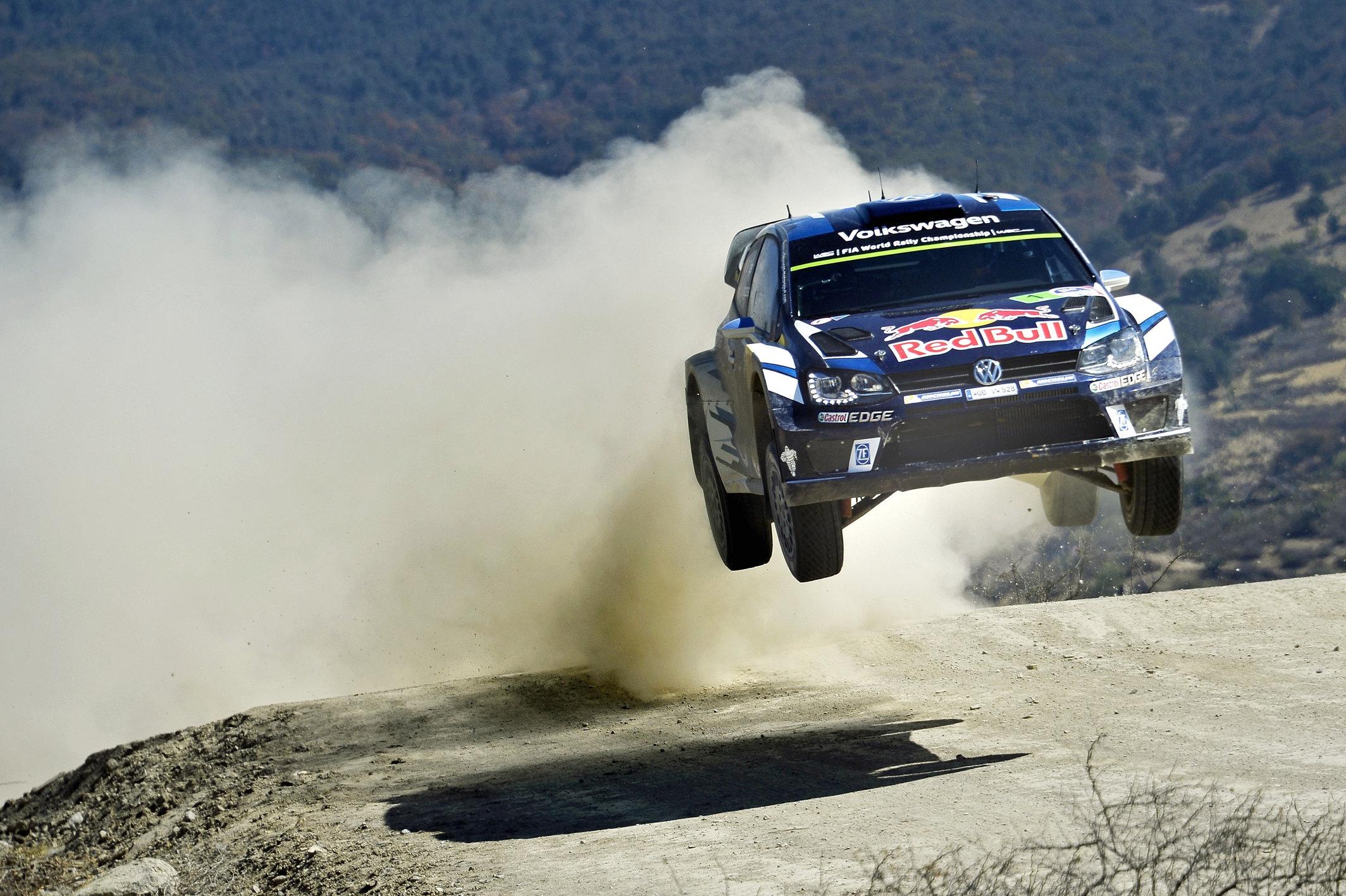 Sébastien Ogier (F), Julien Ingrassia (F) Volkswagen Polo R WRC (2016) WRC Rally Mexico 2016