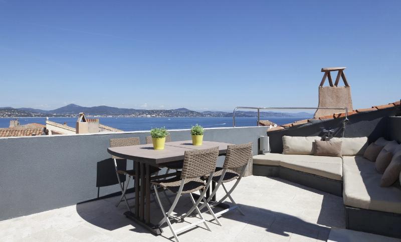 Concierge Auctions to sell Villa la Ponche in St Tropez, France (PRNewsFoto/Concierge Auctions)