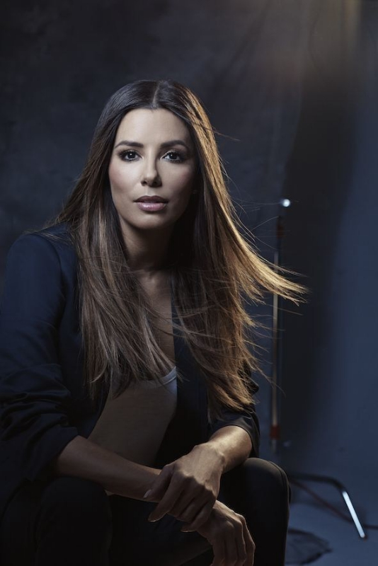 World-renowned actress, businesswoman and philanthropist, Eva Longoria, is announced as a judge for The Venture - Chivas Regal's search to find and support the most innovative startups from across the world. (PRNewsFoto/The Venture)